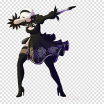 kissclipart-nier-automata-video-games-dab-gravity-rush-2-1629e8d60956ecfb.png