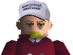 Pres with trump hat.png