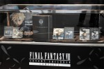 Advent Children Complete screening - Cloud Black PS3 Display