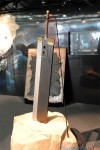 Advent Children Complete screening - Buster Sword Replica