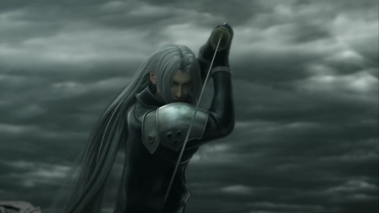 Advent Children Wallpaper Sephiroth 84261 Enginelab