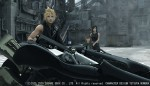 Advent Children Complete screening - Cloud, Fenrir, Denzel and Tifa