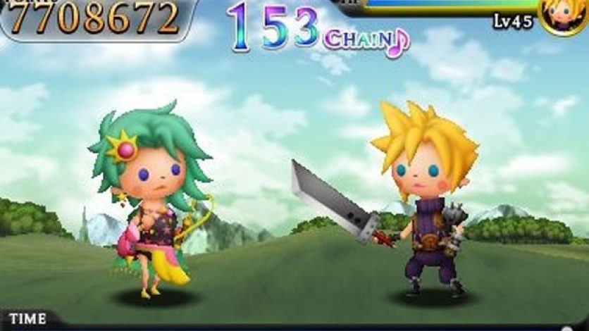 Theatrhythm latest Final Fantasy game to go mobile