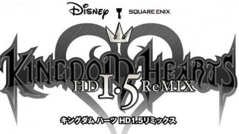 Kingdom Hearts 1.5 HD ReMIX Announced
