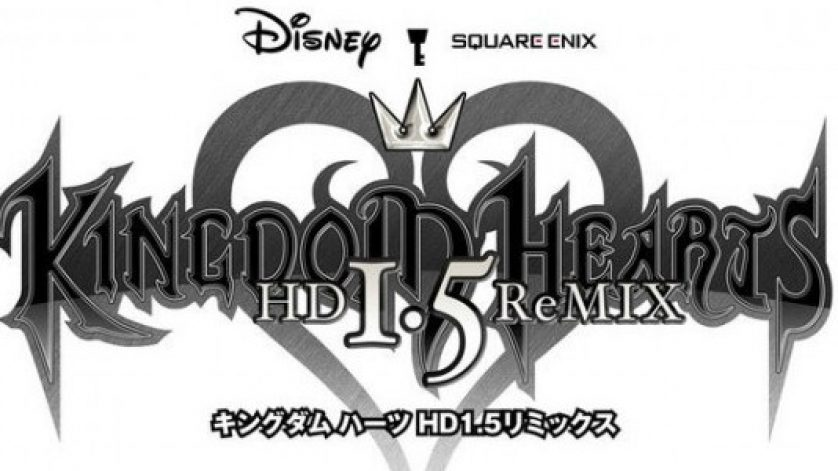 Kingdom Hearts 1.5 HD ReMIX Announced
