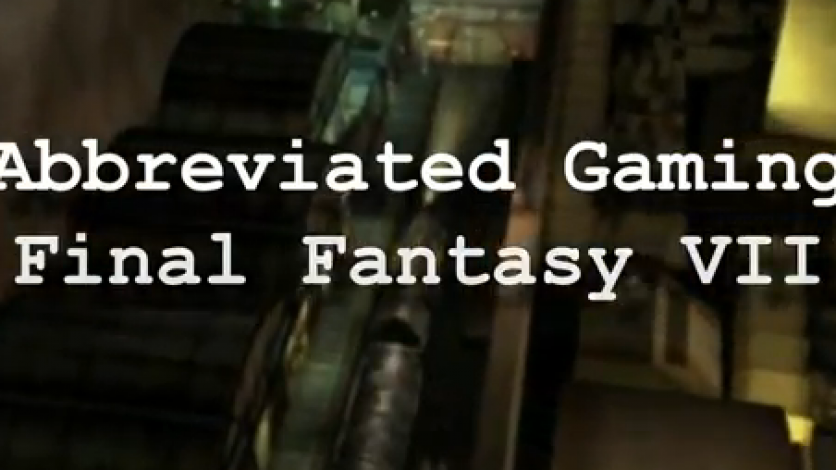 Final Fantasy VII in Five Minutes