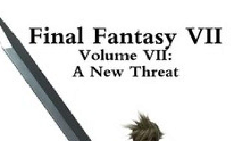 Final Fantasy VII: A Novelisation by M.J. Gallagher