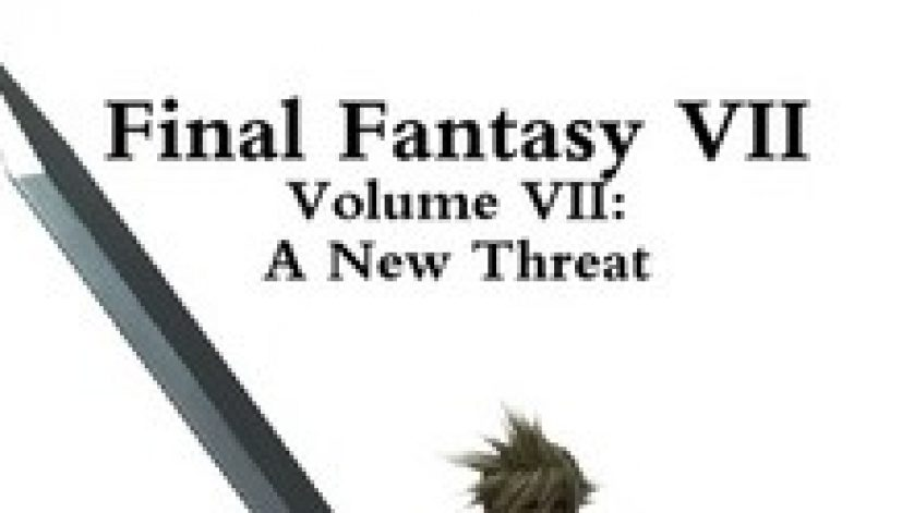 Final Fantasy VII: A Novelisation by M.J. Gallagher