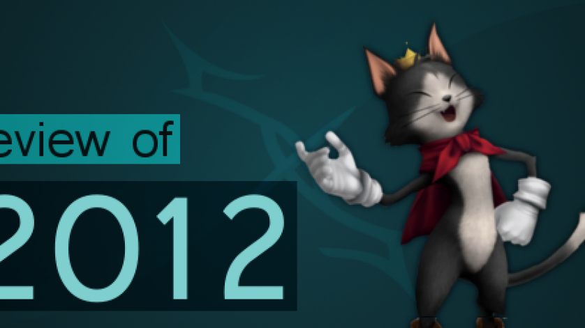 Looking back at 2012 on the Lifestream