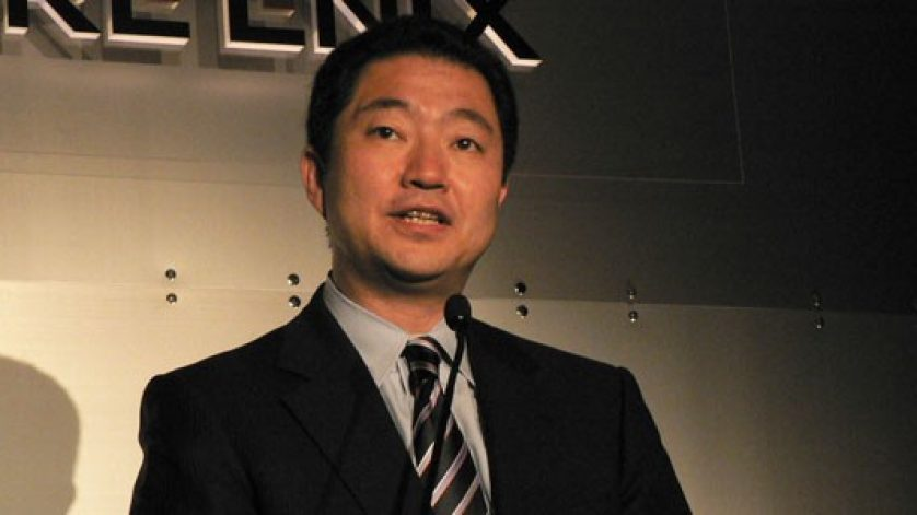 Yoichi Wada to step down from Square Enix