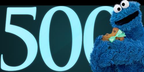500 articles
