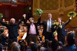 Final Symphony End Bow