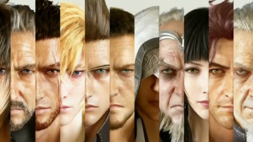 E3: Final Fantasy Versus XIII becomes XV