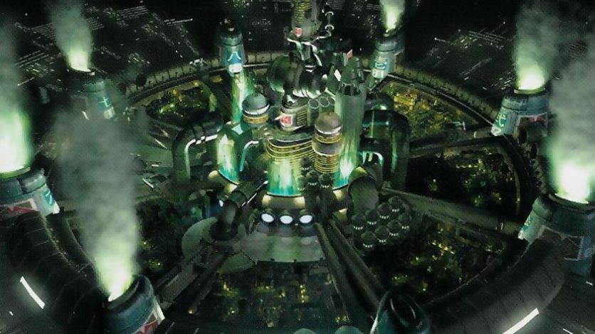 Music Update for the PC release of Final Fantasy VII