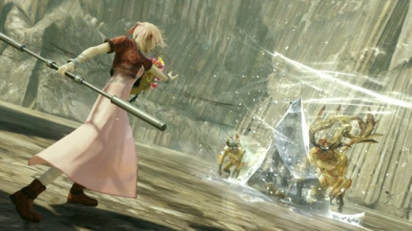 Aerith outfit for Lightning Returns released in error