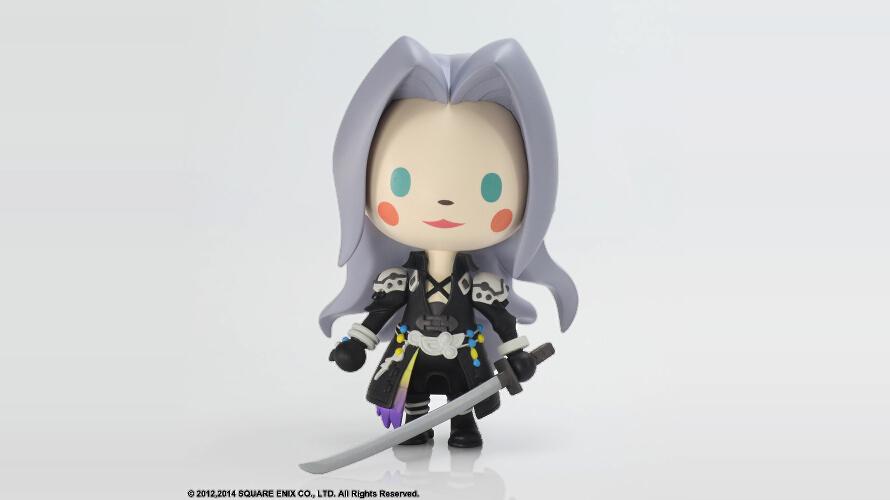 Sephiroth Anniversary Doll