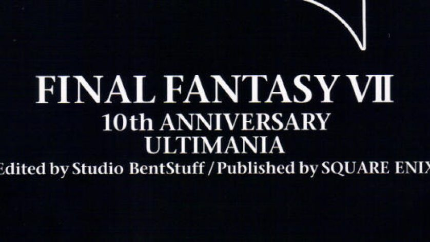 Want official English FF Ultimania Translations?