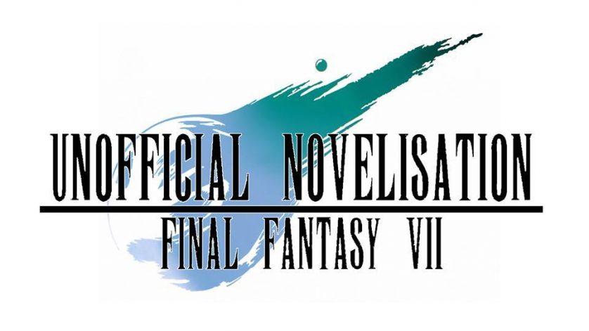 FFVII fan novelization continues