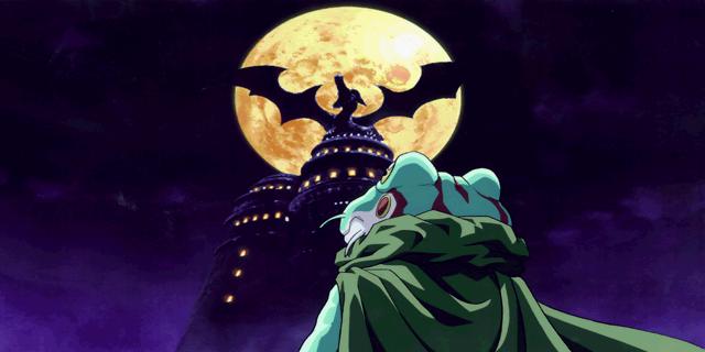 Chrono Trigger Frog FMV