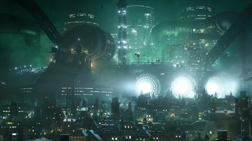 Give your reaction to the Final Fantasy VII remake!