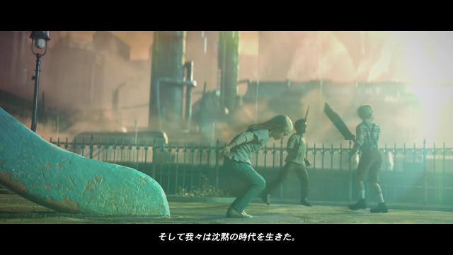 Final Fantasy VII remake E3 trailer screenshot 3