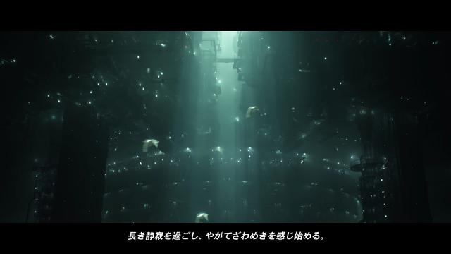 Final Fantasy VII remake E3 trailer screenshot 7