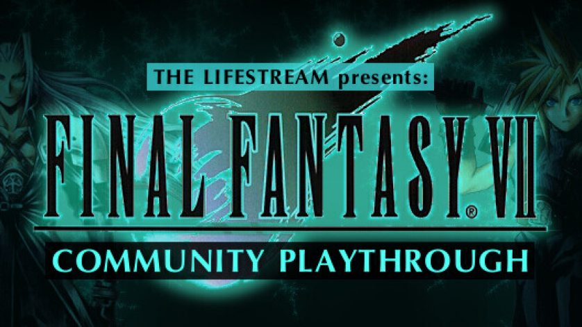 Join the Final Fantasy VII Community Playthrough!