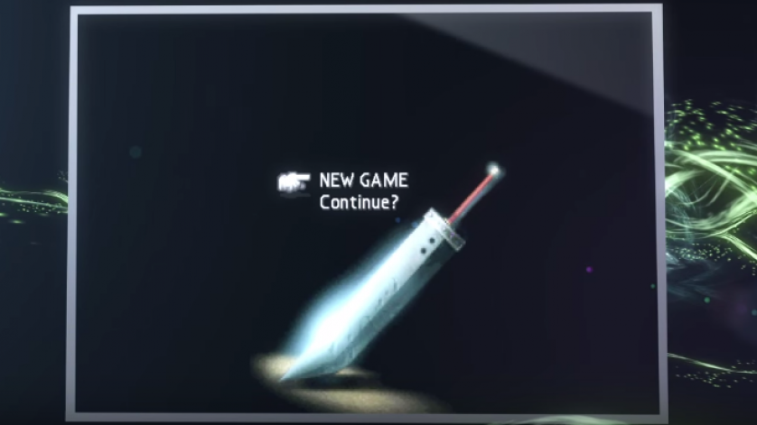 iOS Launch Trailer for Final Fantasy VII