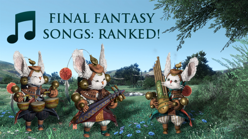 The Lifestream's number one Final Fantasy song is…