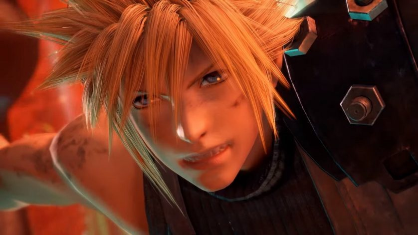 Two new Dissidia (2015) videos for Cloud