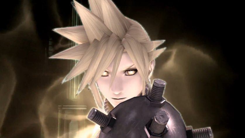 Smash Bros. Cloud Strife DLC available today!