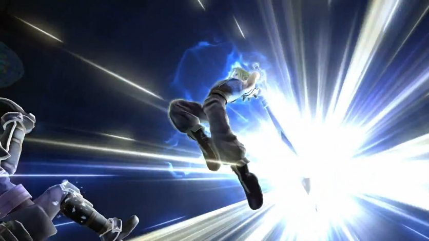 Cloud's Super Smash Bros. trailer analyzed