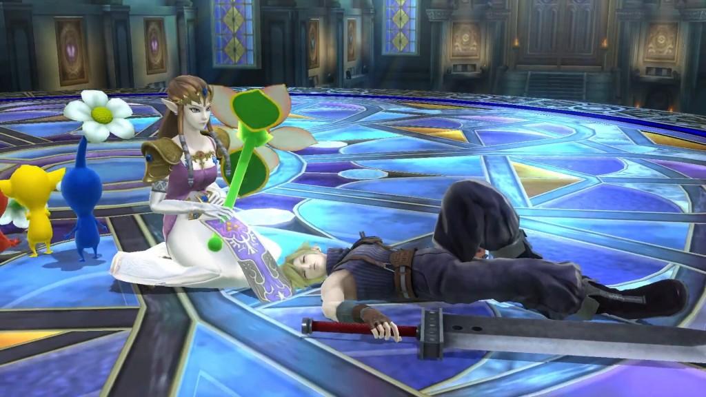 SmashBros8_Zelda