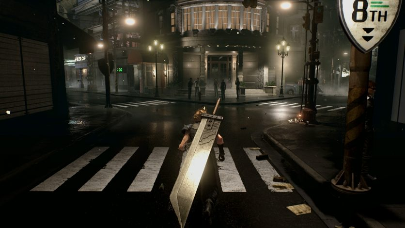 FFVII Remake: Famitsu and Dengeki Translations