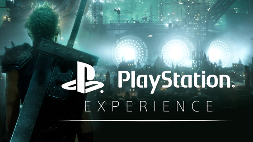 Join us for Playstation Experience!