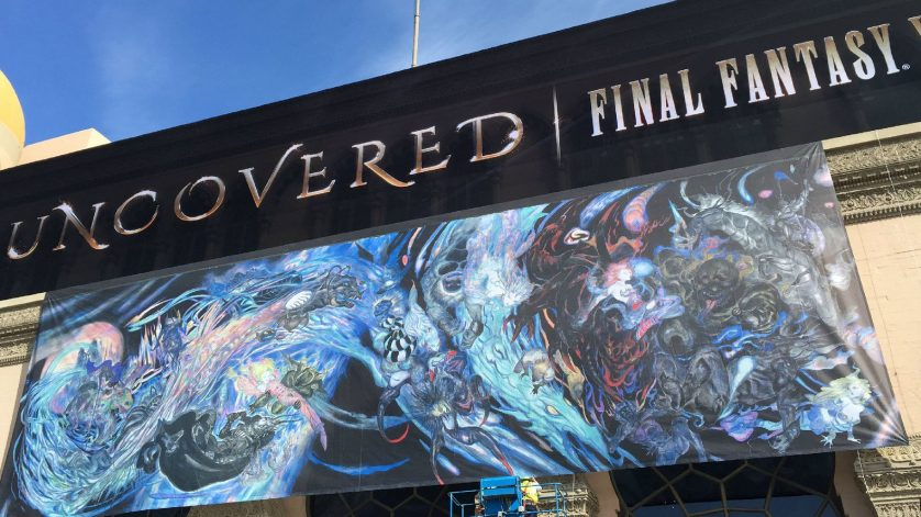 Final Fantasy XV Universe Announced and more