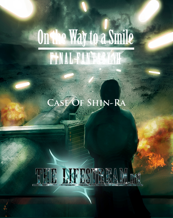 On The Way To A Smile - Case of Shin-Ra