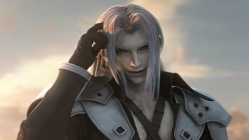 Sephiroth was the first SOLDIER … wasn't he?
