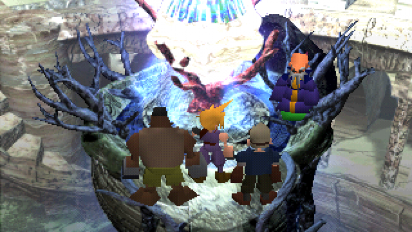 Behold! The Unused Text of FFVII: Part 11!