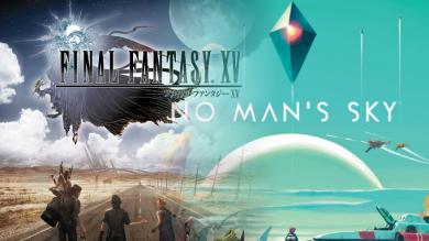 Final Fantasy XV: the next No Man's Sky?