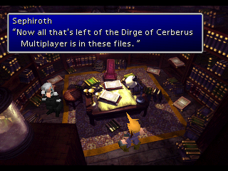 derge of cerberus