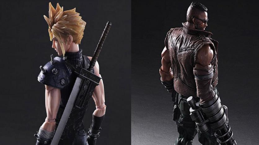 Final Fantasy VII Remake Play Arts Kai