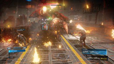 Nomura confirms action-based battle system for Remake
