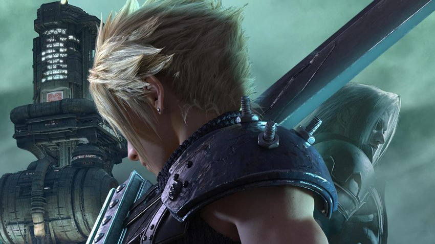 FFVII Remake concept art revealed