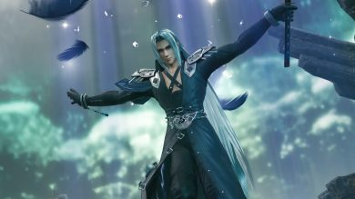 Sephiroth heading to Mobius Final Fantasy