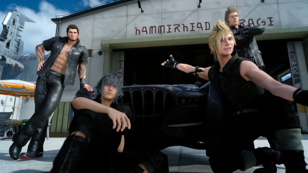 Final Fantasy Xv Chapter By Chapter Lore Exposition And