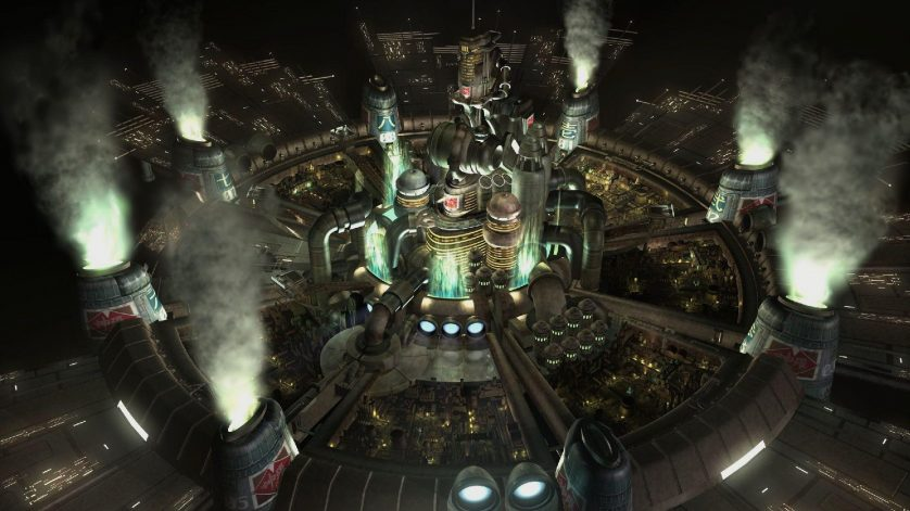 The top 20 Final Fantasy VII songs canonically