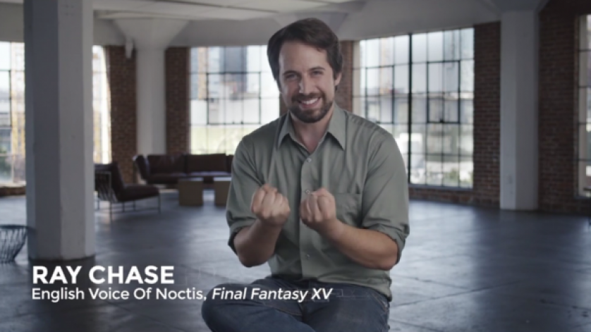 The Lifestream interviews Ray Chase