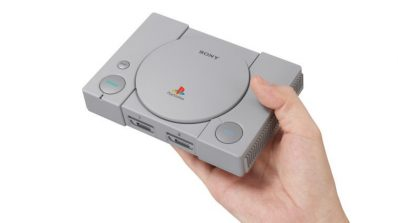 Sony to Release Playstation Classic Console – Just in Time for Xmas