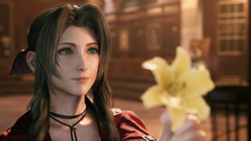 New FFVII Remake Trailer!